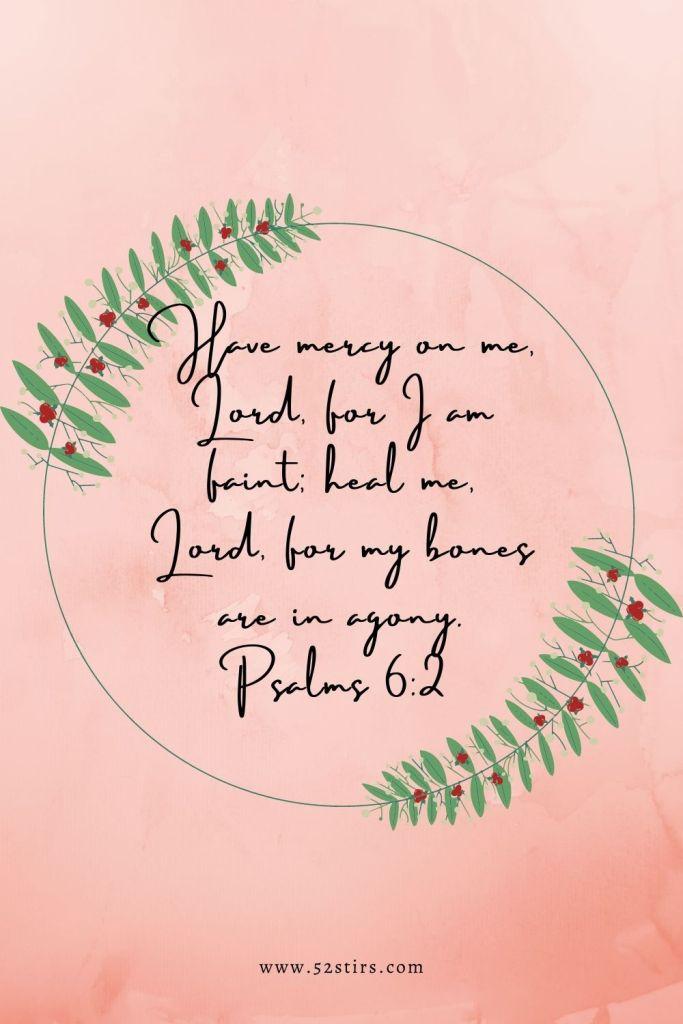 5 Psalms: Songs of Prayers - 52StirsLounge