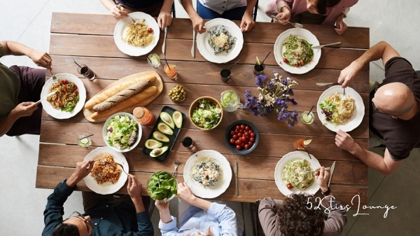 10 Food Commandments - 52Stirs.com