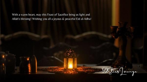 Festival of Sacrifice - 52StirsLounge