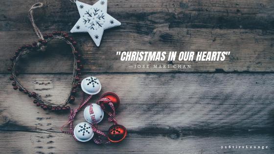 4 Ways to Celebrate Christmas amid COVID-19 -52StirsLounge