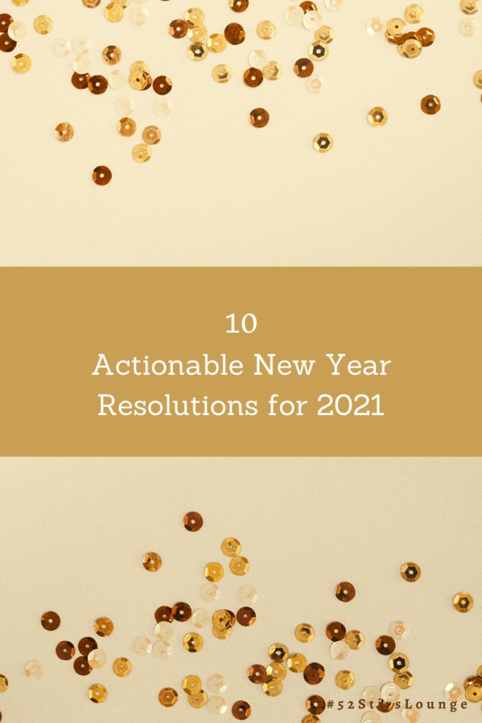 Resolution for 2021 via 52stirs.com