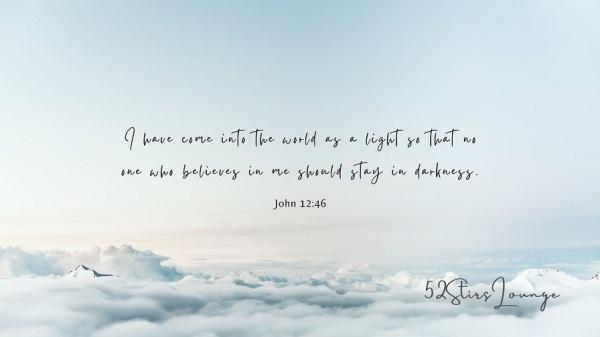 Holy Week 2021 - 52StirsLounge