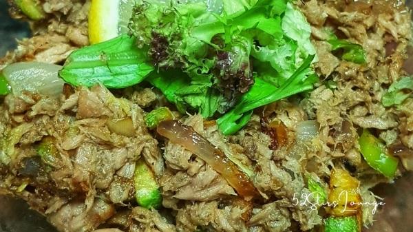 Tuna Marrow Recipe - 52StirsLounge