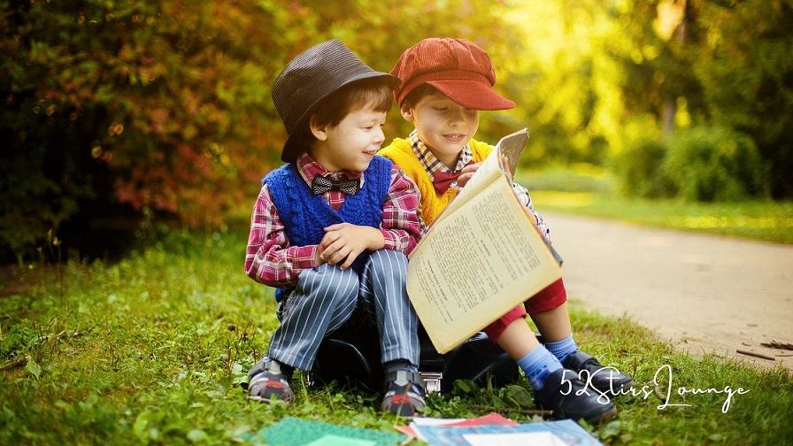 Kids Sunday School - 52Stirs.com