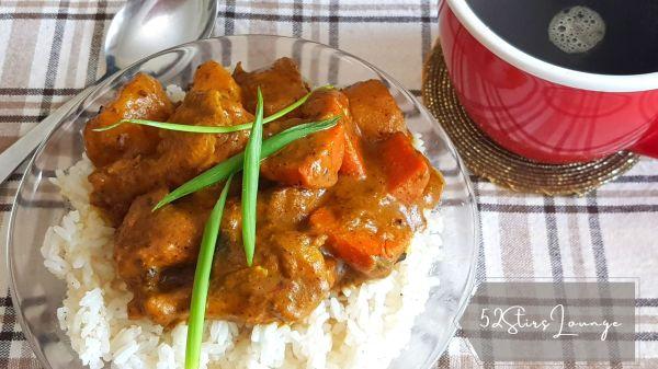 Easy Savory Chicken Curry Recipe - 52Stirs.com