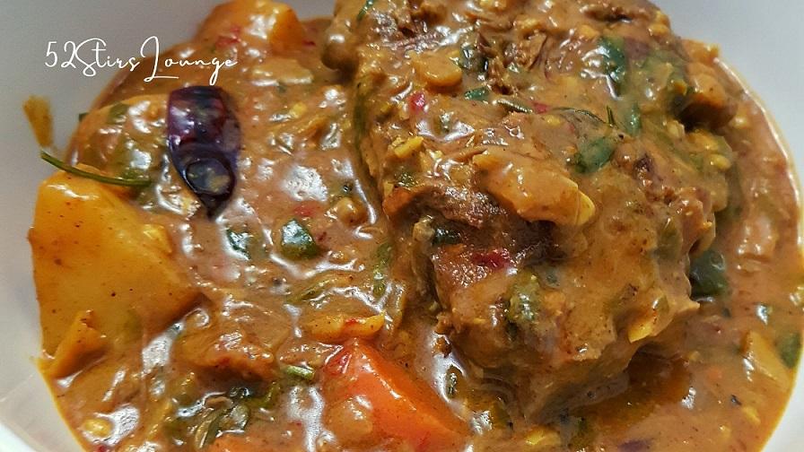 Easy Lamb Shank Curry Recipe - 52Stirs.com
